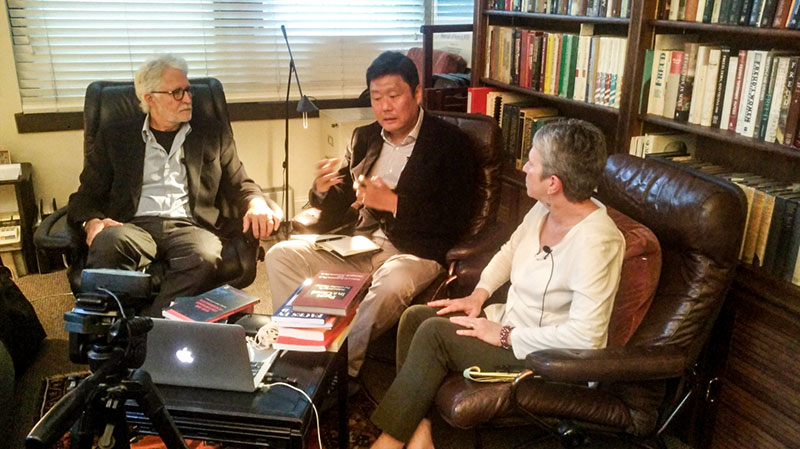 Interview with Dr. Peter Zimmermann & Dr.Aviva Rohde From Self Psychology to Intersubjective Self Psychology.